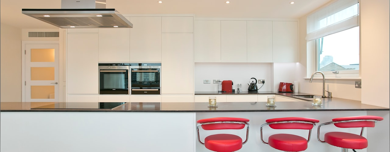 Kitchen by Temza design and build