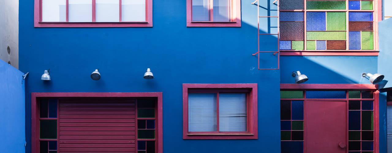 Rumah Gaya Eklektik Oleh Blacher Arquitetura Eklektik