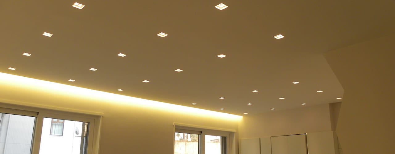 Faretti A Led Per Casa.Come Illuminare Casa Con I Led