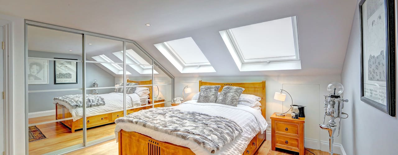 Clever And Stylish Ideas For Loft Conversions