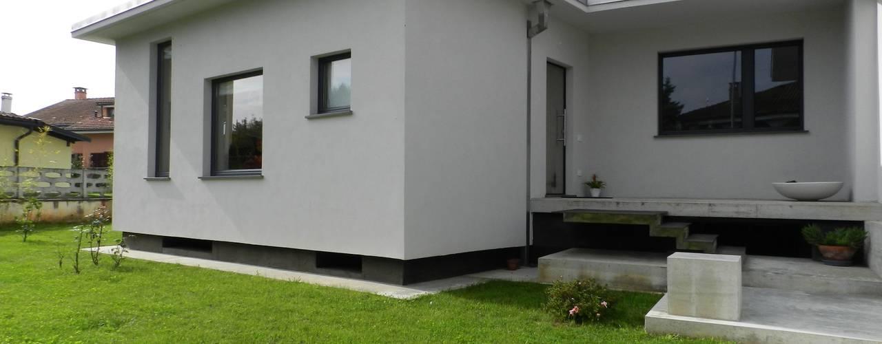 Casas de estilo  por ABC+ME Studio di Architettura