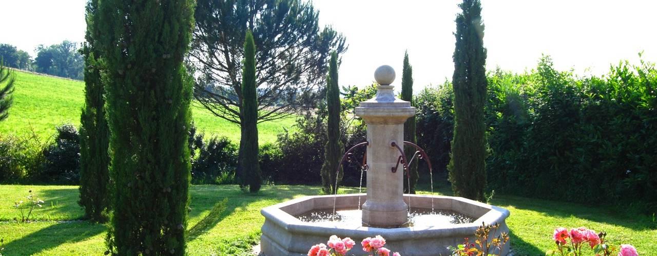 Provence Retrouvée 庭院