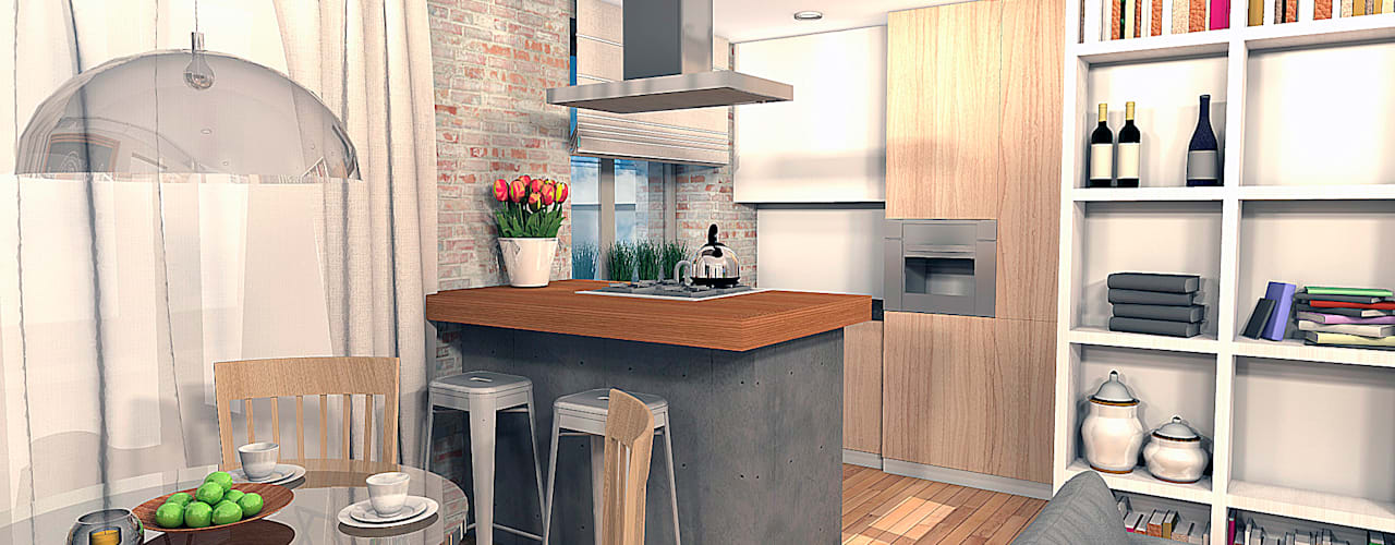 13 Small Kitchen Ideas Perfect For Singapore Homes