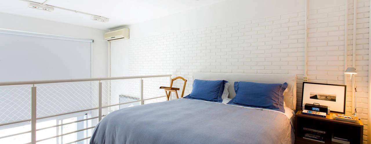 Modern style bedroom by Pereira Reade Interiores Modern