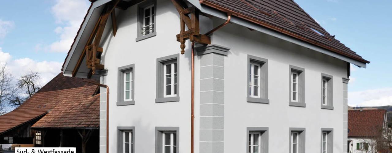 Дома в . Автор – raumquadrat GmbH,