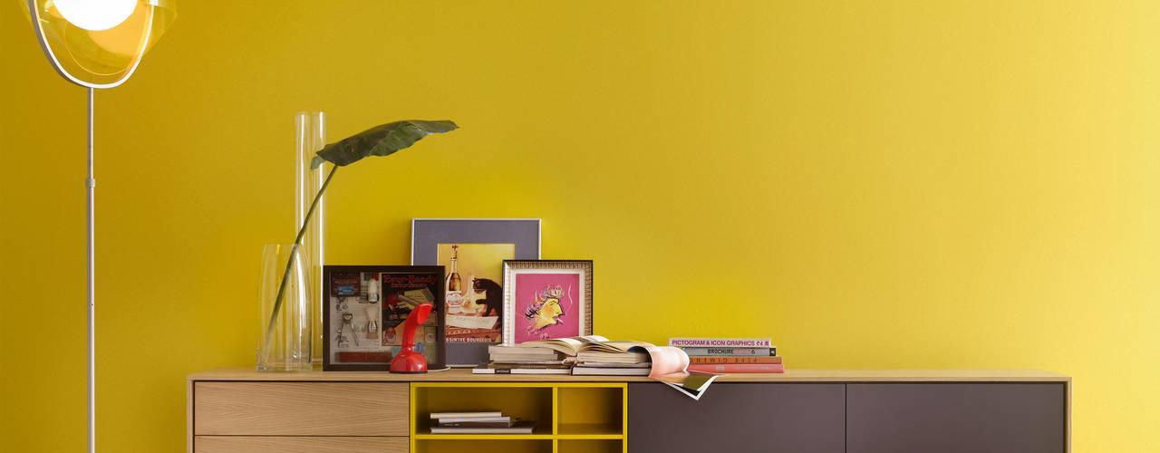 Europa 20 现代客厅設計點子、靈感 & 圖片