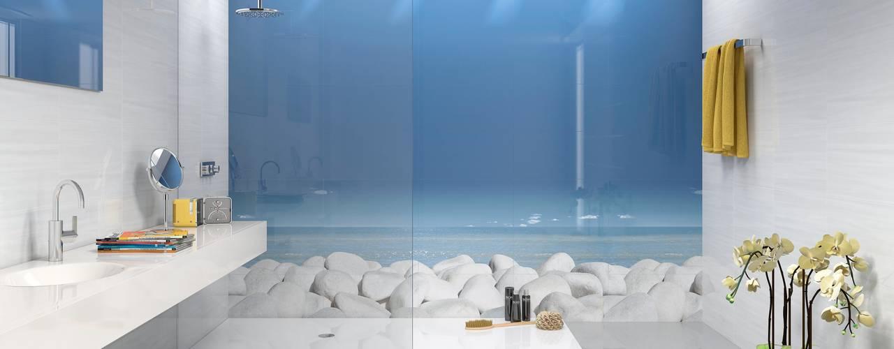 Scenery Tiles par Target Tiles Moderne