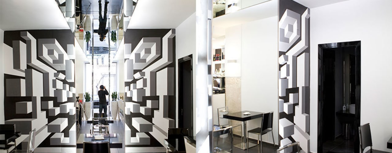 Walls & flooring by Todesign