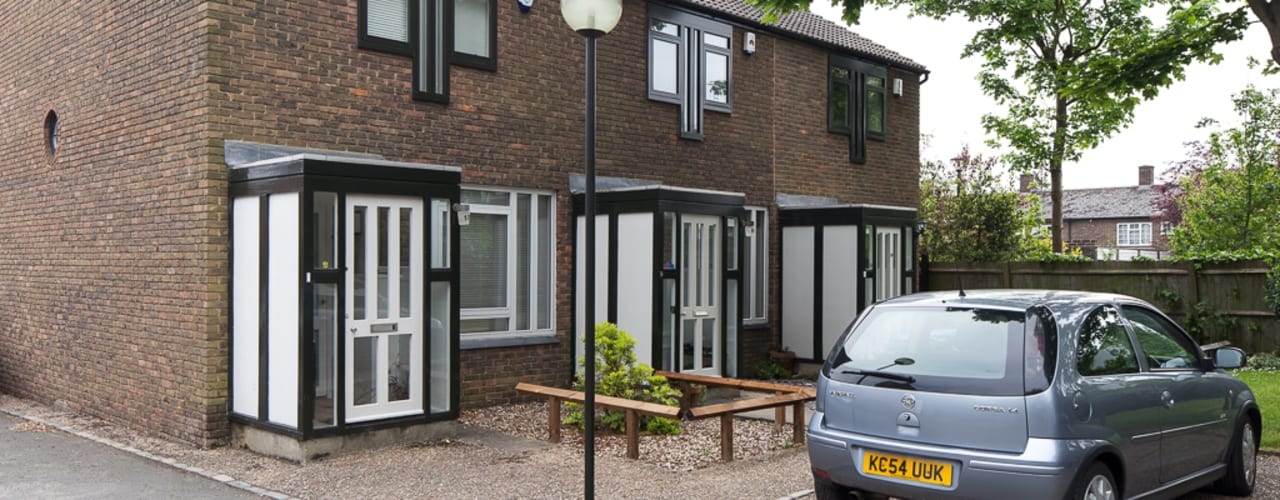 Blackheath House:  Houses by APE Architecture & Design Ltd.