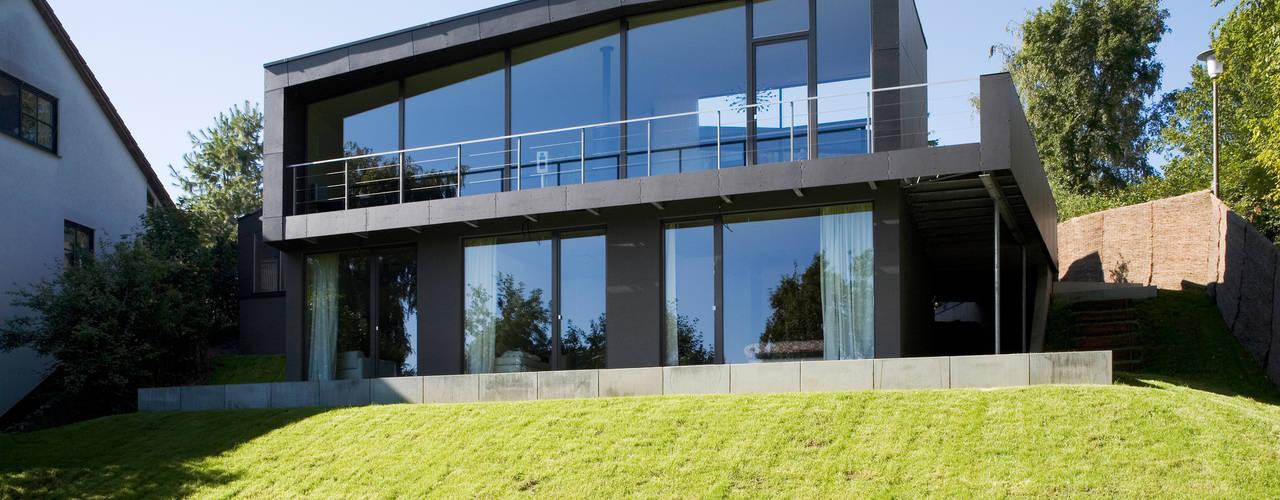 Дома в . Автор – Markus Gentner Architekten, Модерн