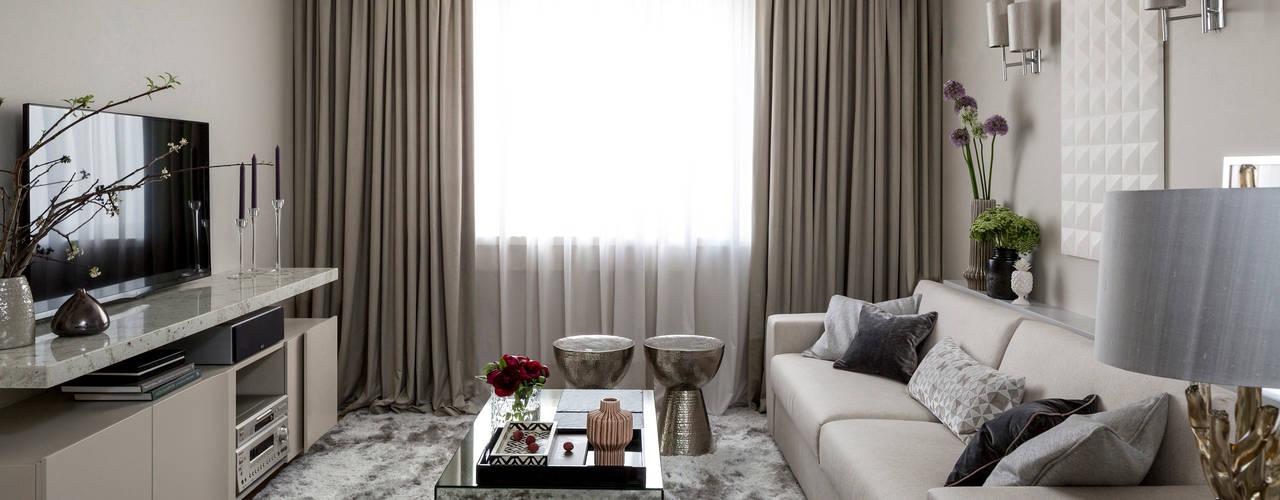Moderne Wohnzimmer Von Barcelona Design