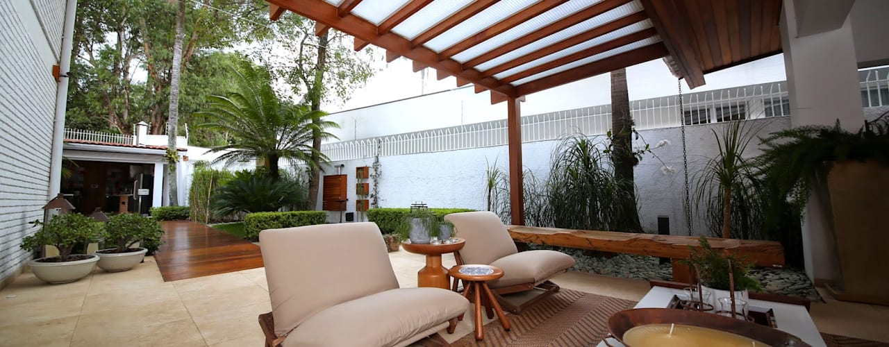 Terrace by MeyerCortez arquitetura & design