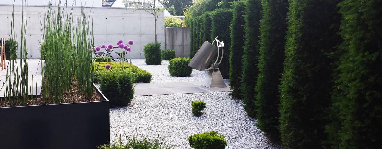 Hausgarten Peek - Cube Garden:  Garten von SUD[D]EN Gärten und Landschaften,