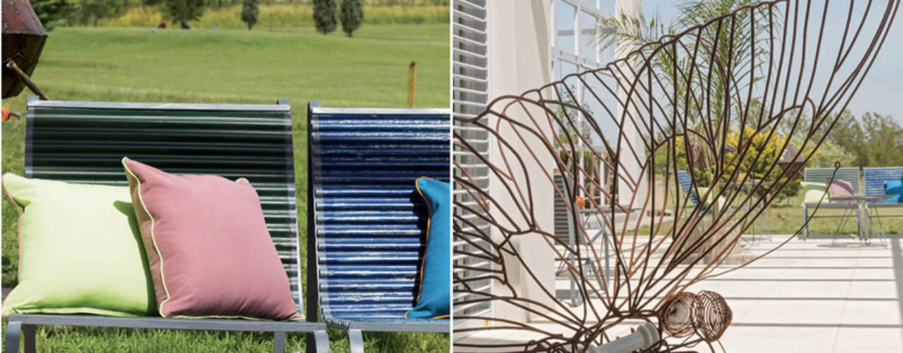 La Casa G: La Casa Sustentable en Argentina. La Casa G: La Casa Sustentable en Argentina JardinesMuebles