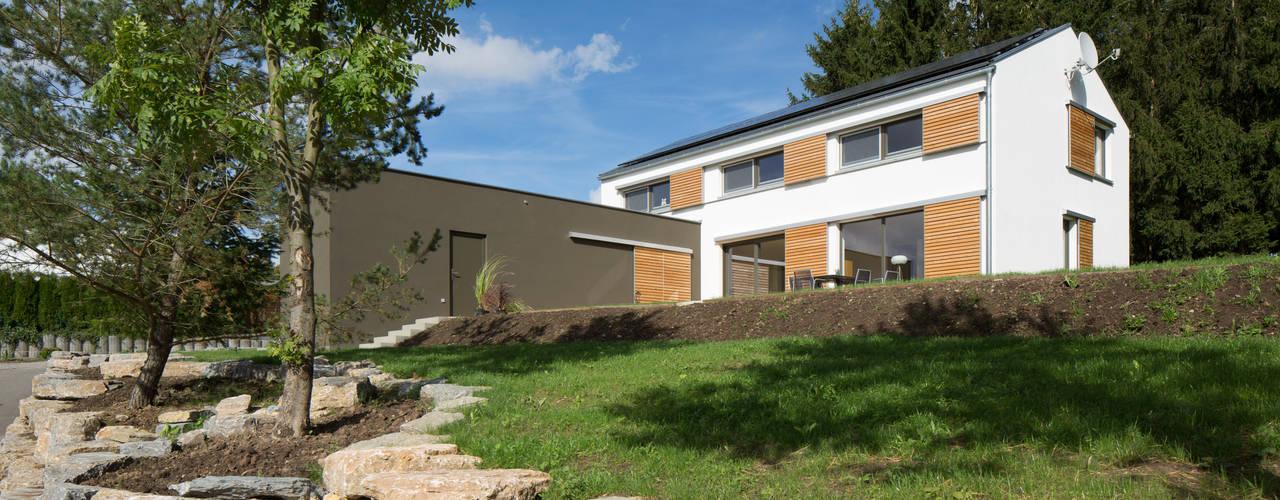 Haus P:   von k² Architektur