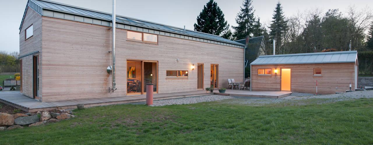 บ้านไม้ by k² Architektur