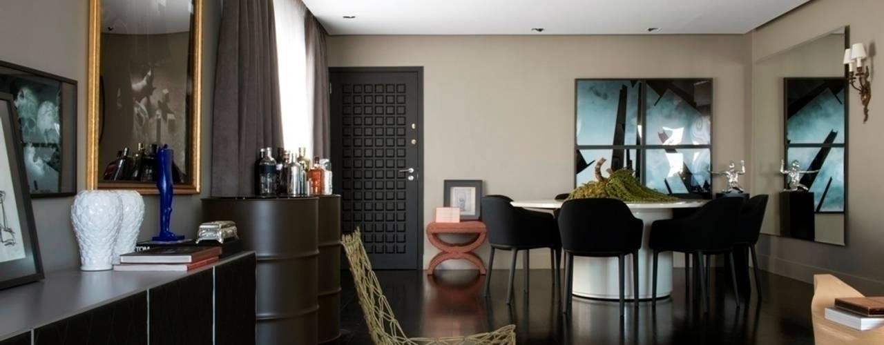Apartamento Pavão por Maurício Karam Arquitetura Moderno