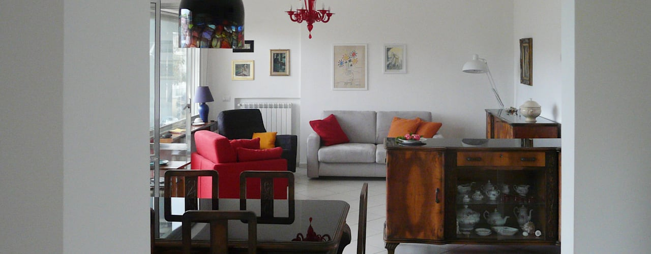 Dining room by Interni d' Architettura, Modern