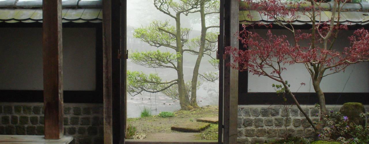 Сады в . Автор – japan-garten-kultur, Азиатский