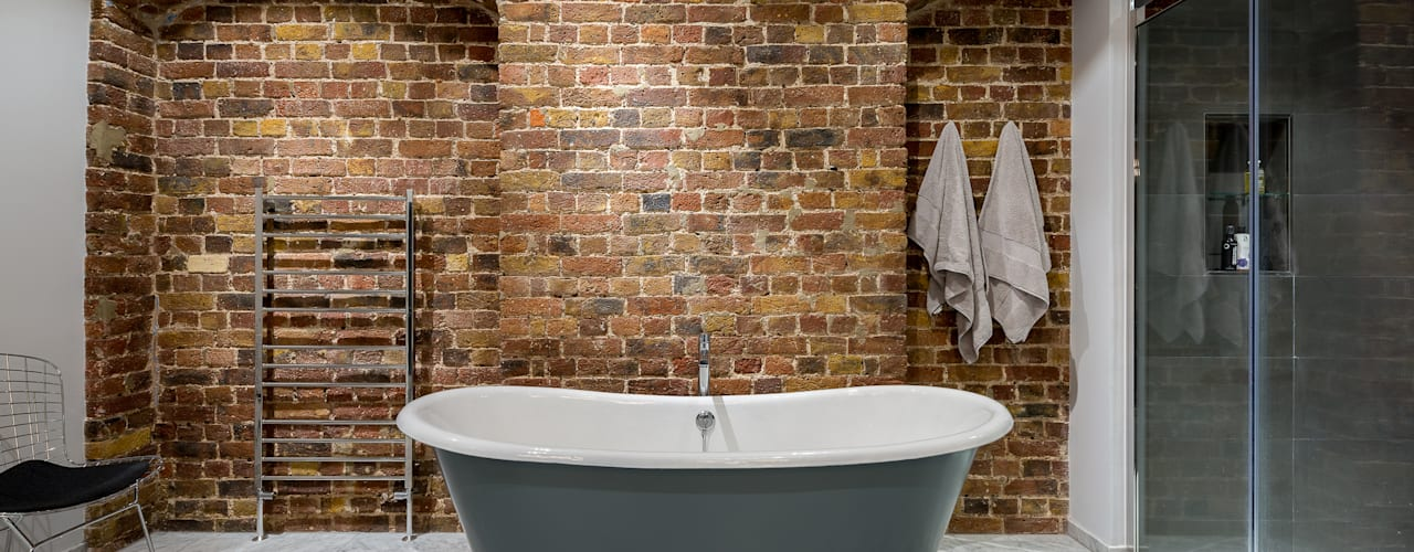 Oliver S Wharf Bathroom By Will Eckersley