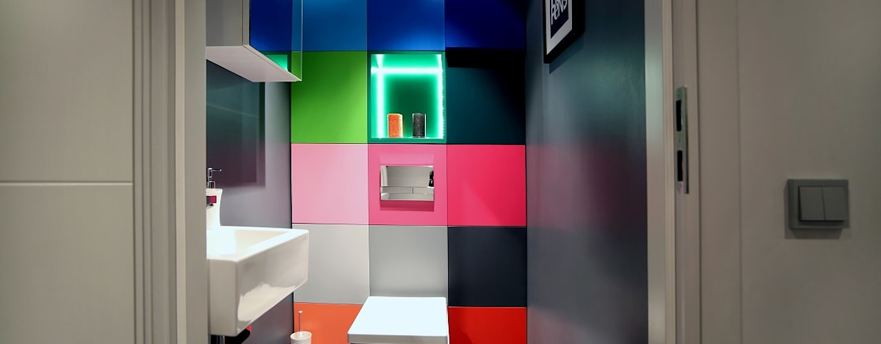 INSPACE Modern bathroom