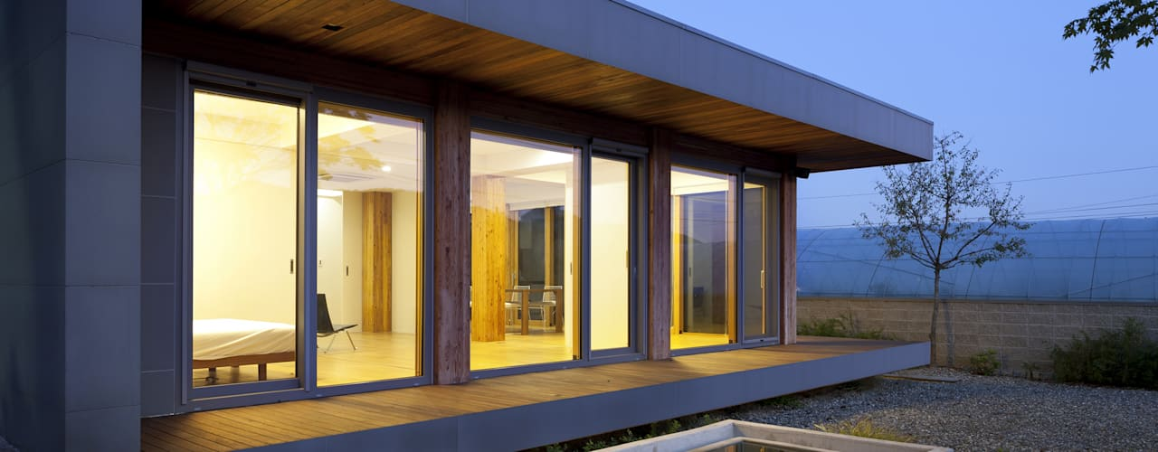 Moderne tuinen van kaichun1000 Modern