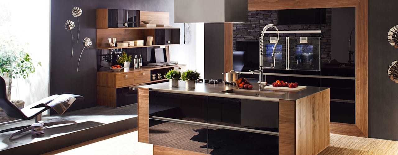 Cuisine de style  par Küchenwerkstatt Josef Kriener, Moderne