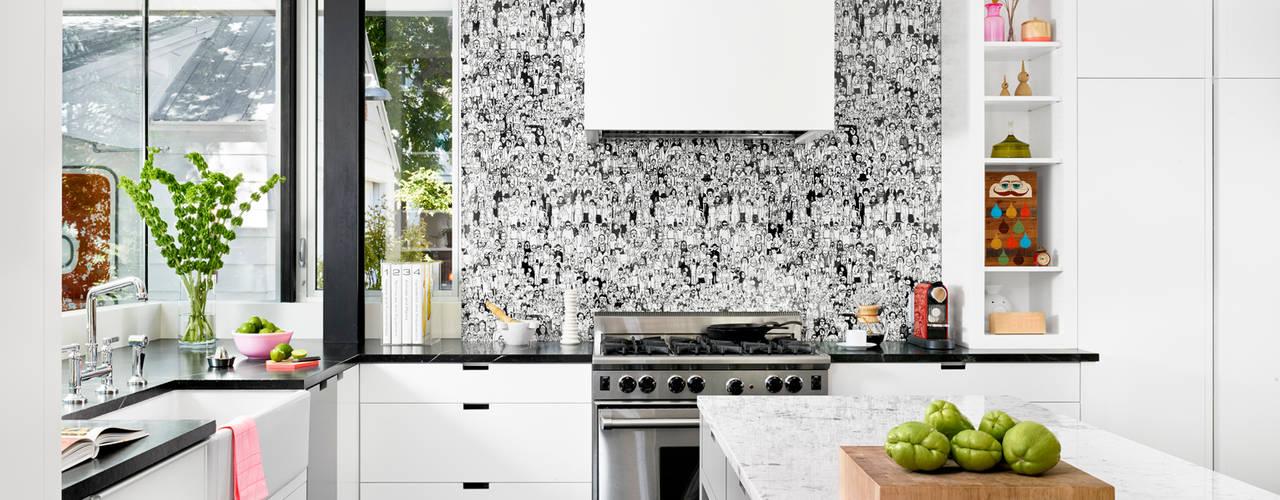 Kitchen by Hugh Jefferson Randolph Architects, Modern
