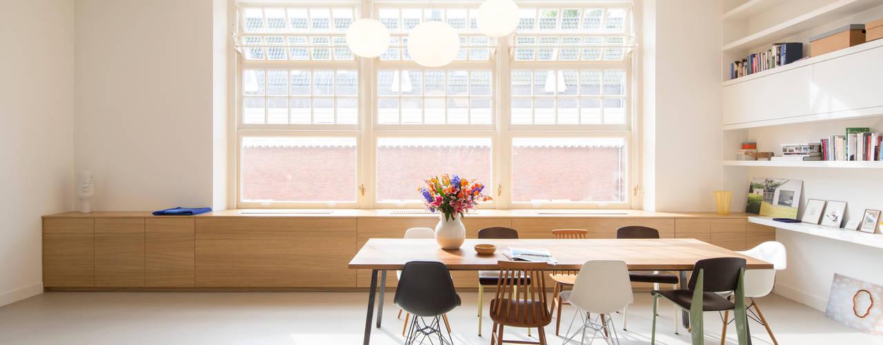 homify:  tarz Yemek Odası, Endüstriyel