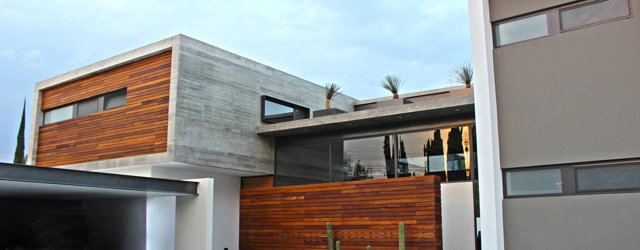 Casas de estilo  por VG+VM Arquitectos
