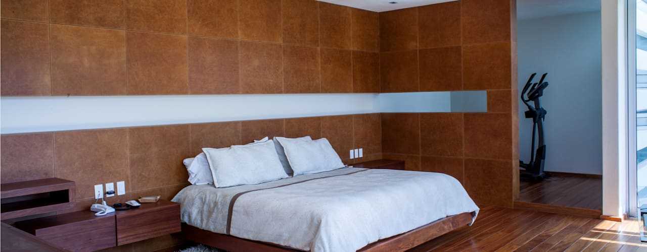 Modern Bedroom by GRUPO VOLTA Modern