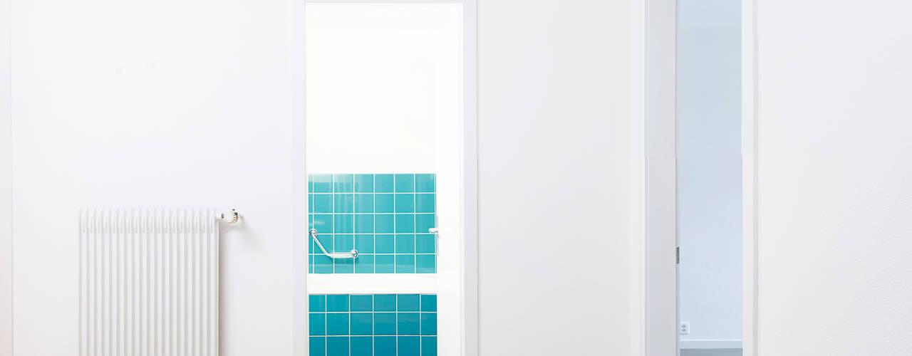 Holzhausen Zweifel Architekten ห้องน้ำ