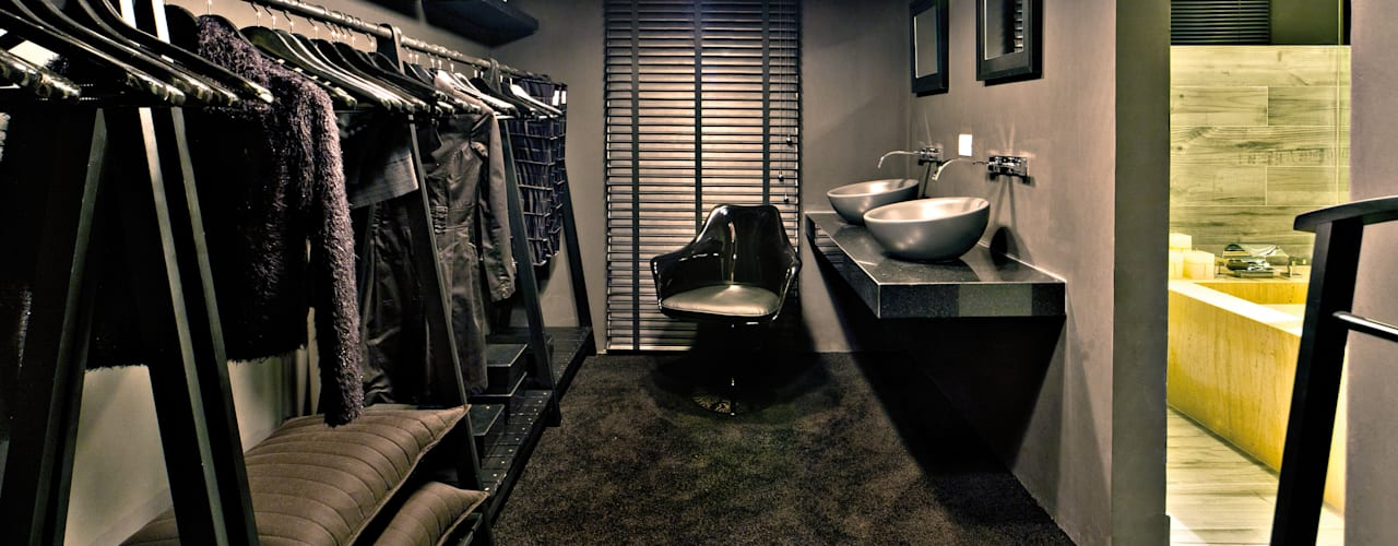 Modern dressing room by Neoarch Modern