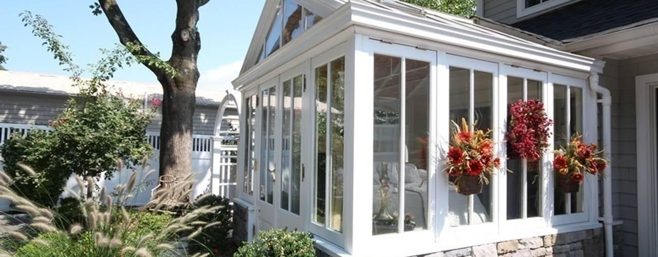 Jardines de invierno de estilo  de Hampton Windows