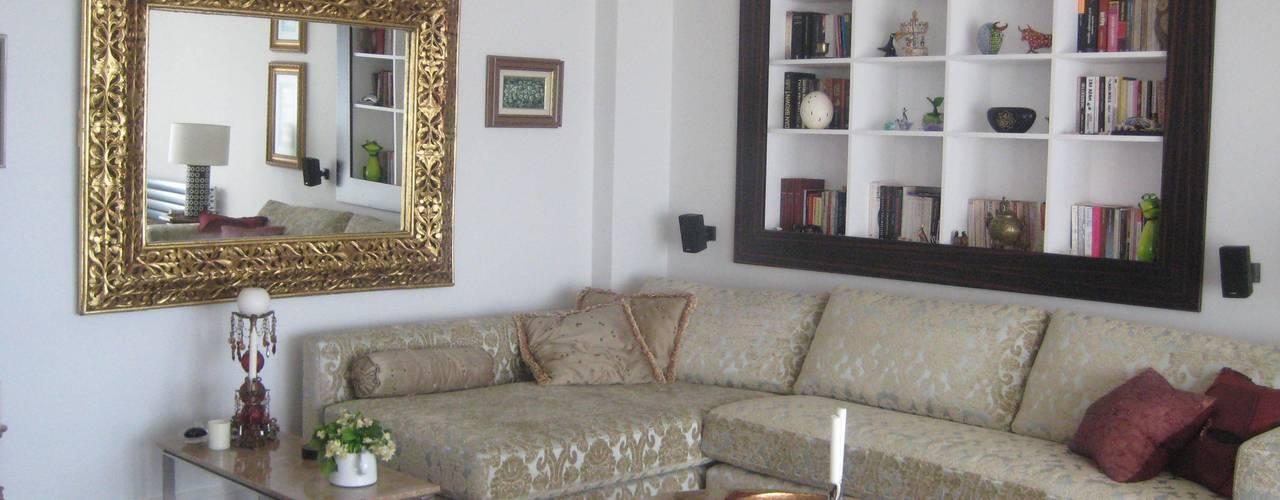İdea Mimarlık – Salon:  tarz Oturma Odası