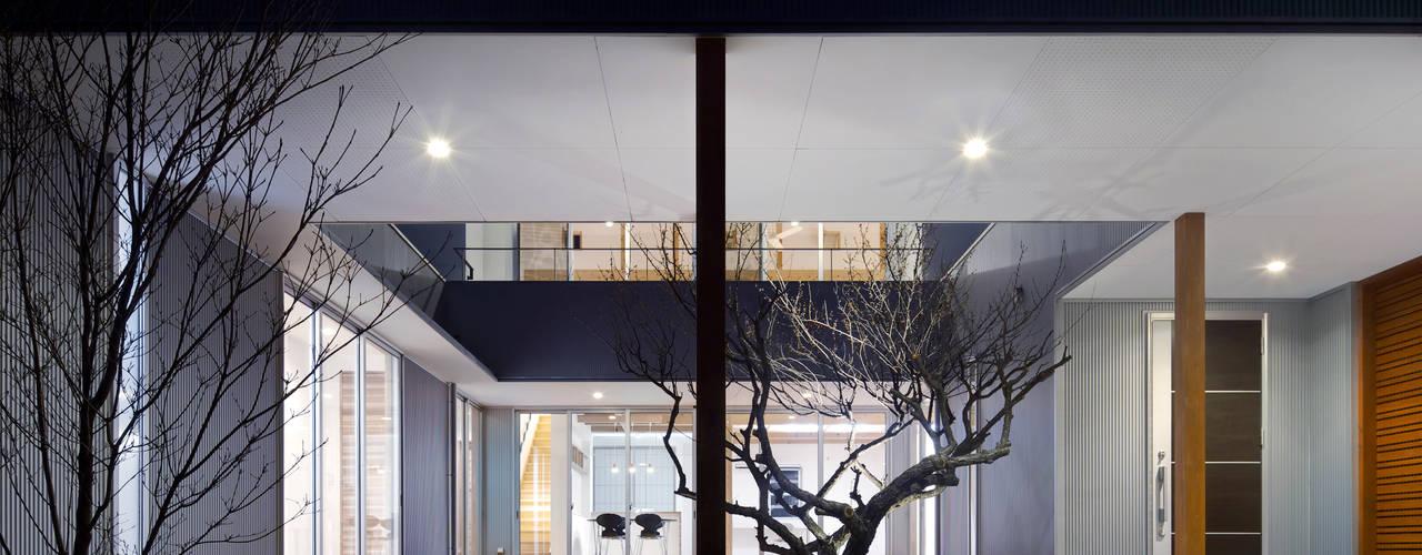 梅の木のある家 オリジナルな 庭 の 有島忠男設計工房 オリジナル