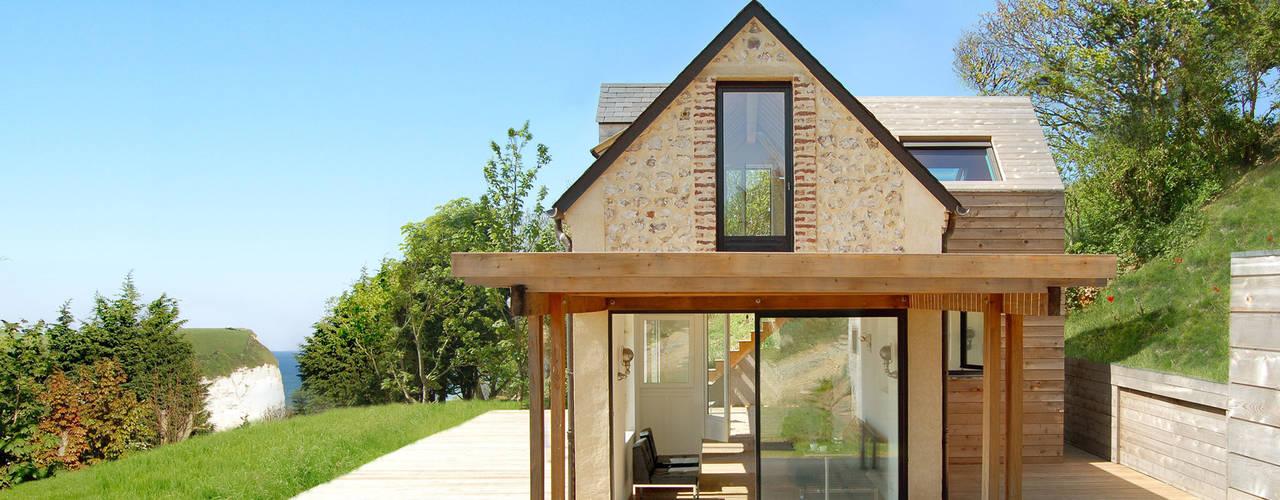 Casas de estilo  por Franklin Azzi Architecture, Moderno