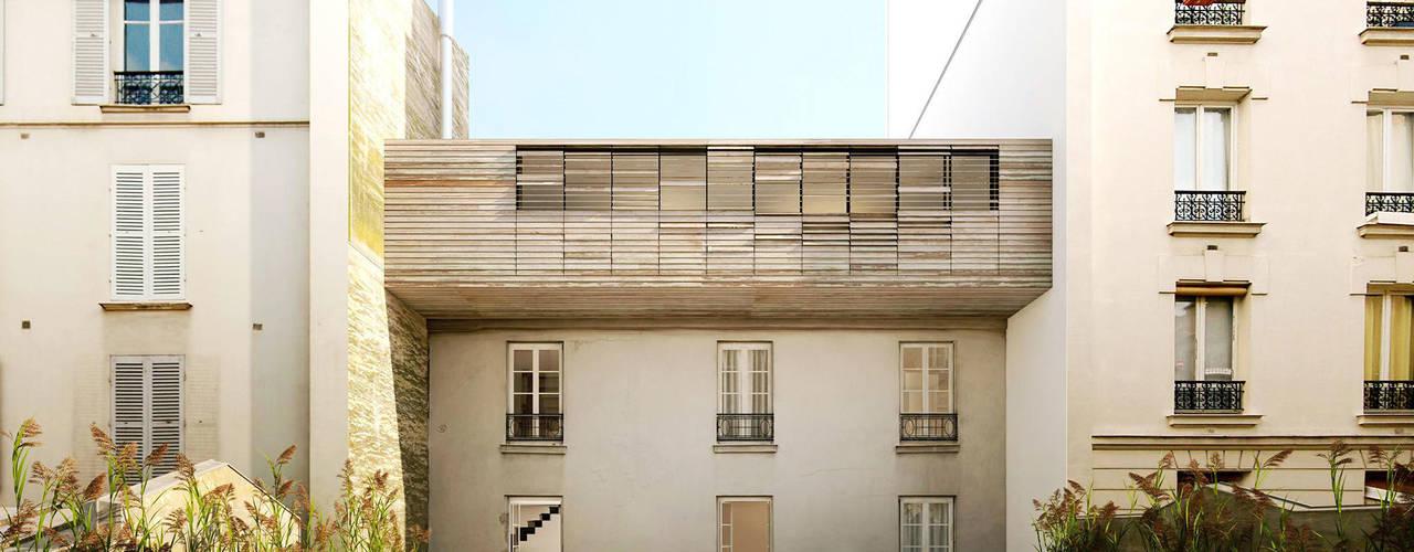 by Franklin Azzi Architecture