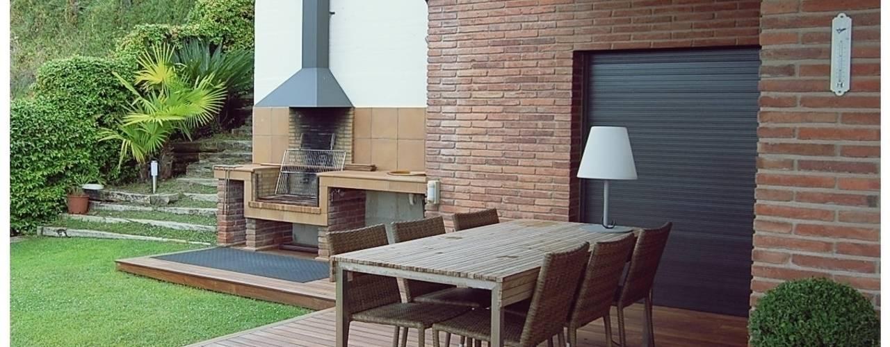 Jardines de estilo  por Cardellach Interior & Events