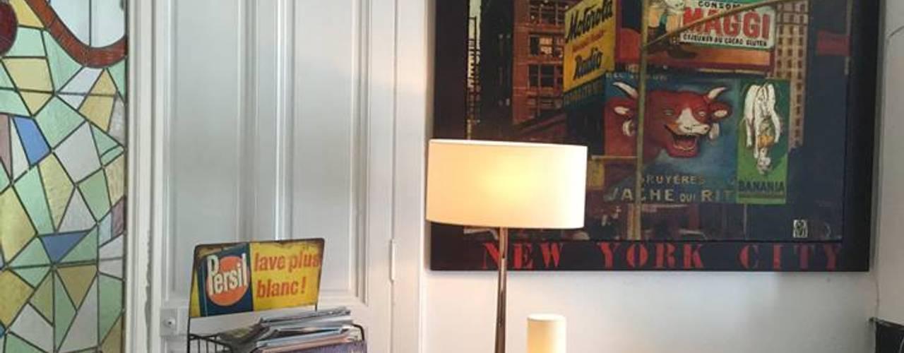 lampe Jeanne Hofffmann design créations par HOFFMANN DESIGN CREATIONS Moderne