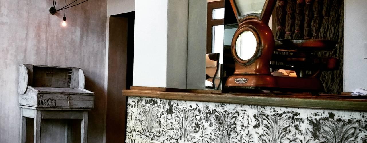 Restoran oleh Cohen - Reig Arquitectura & Interiorismo
