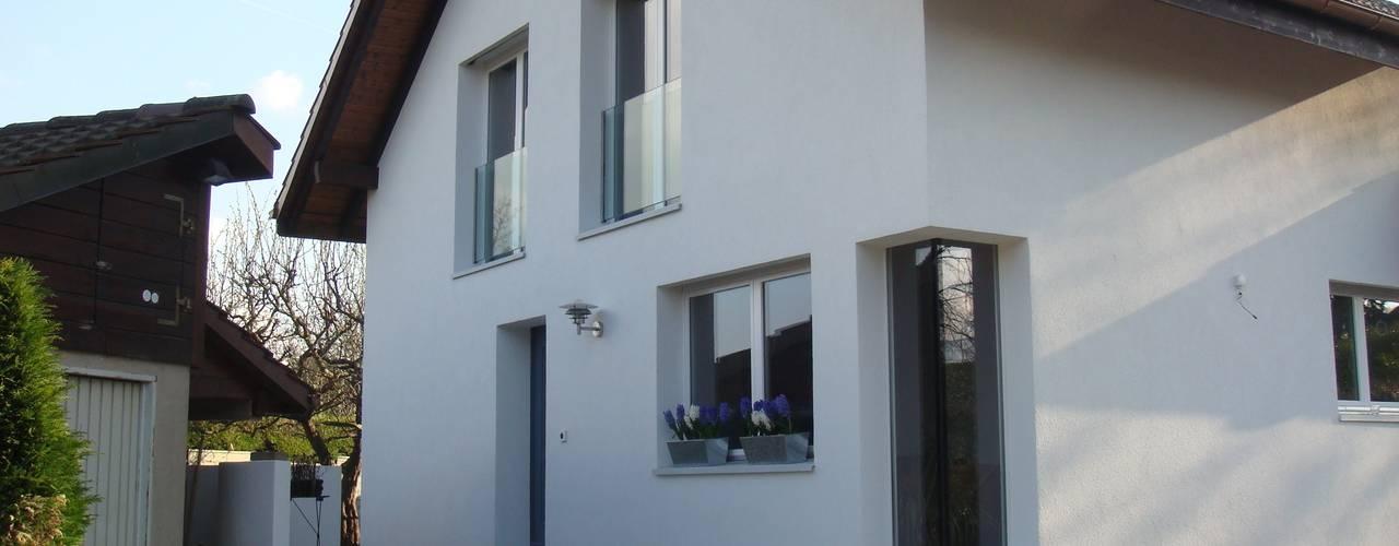Siedlungshaus Modernisieren ein siedlungshaus wird modernisiert