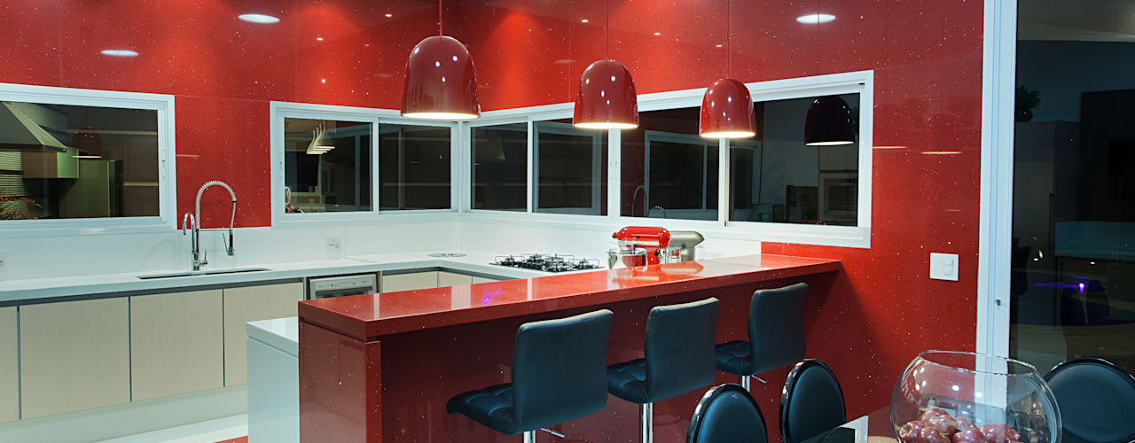 Kitchen by Arquiteto Aquiles Nícolas Kílaris