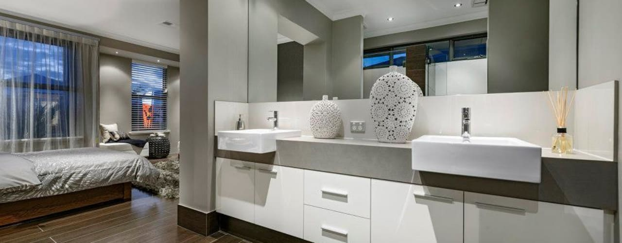 Bathroom by Moda Interiors
