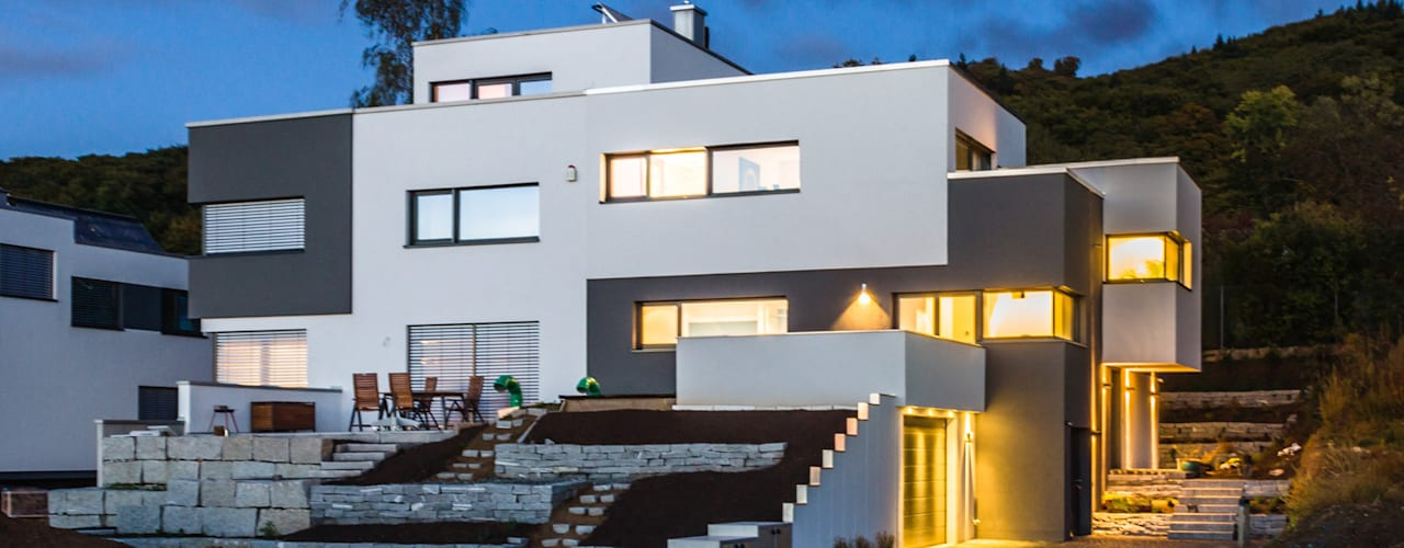 Maisons de style  par casaio | smart buildings