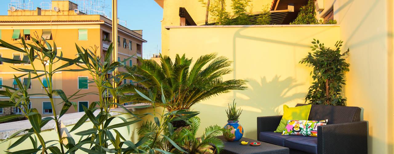 Klassieke balkons, veranda's en terrassen van Maurizio Giovannoni Studio Klassiek