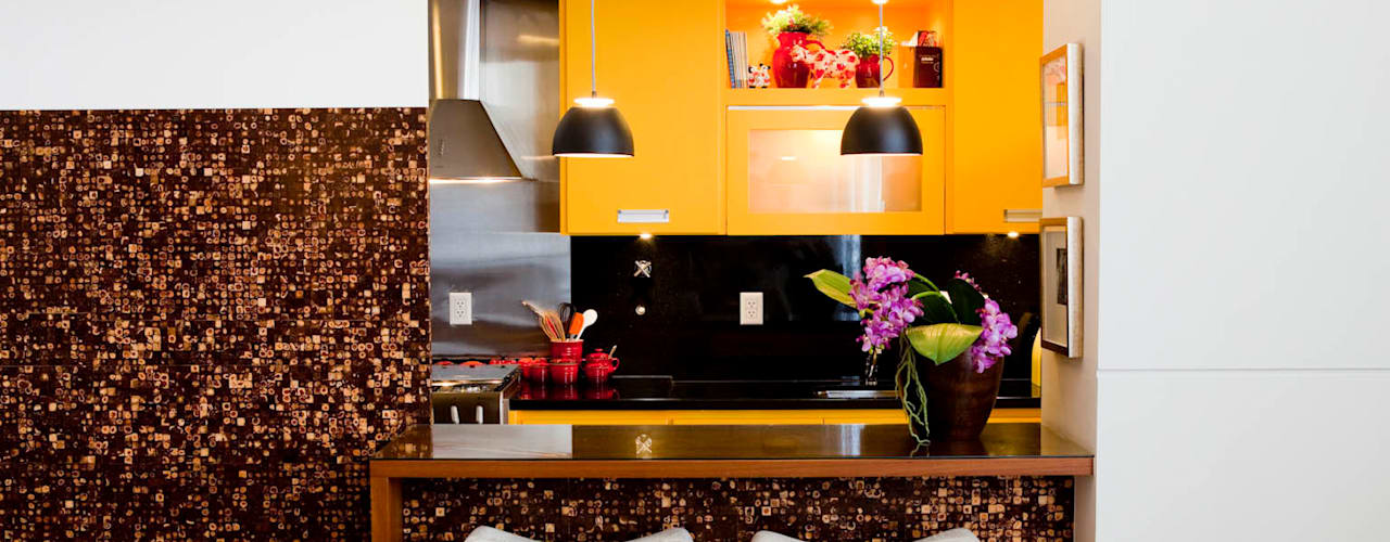 Kitchen by Asenne Arquitetura, Eclectic