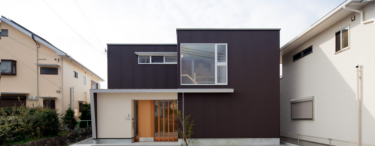 Casas modernas por 一級建築士事務所 想建築工房 Moderno