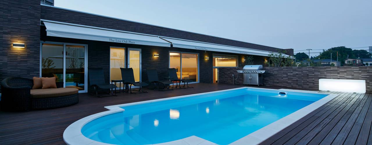 Mアーキテクツ 高級邸宅 豪邸 注文住宅 別荘建築 LUXURY HOUSES   M-architects Modern garden