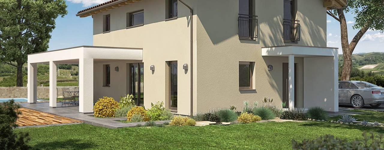 Case prefabbricate in muratura costi chiavi in mano for Comprare casa prefabbricata